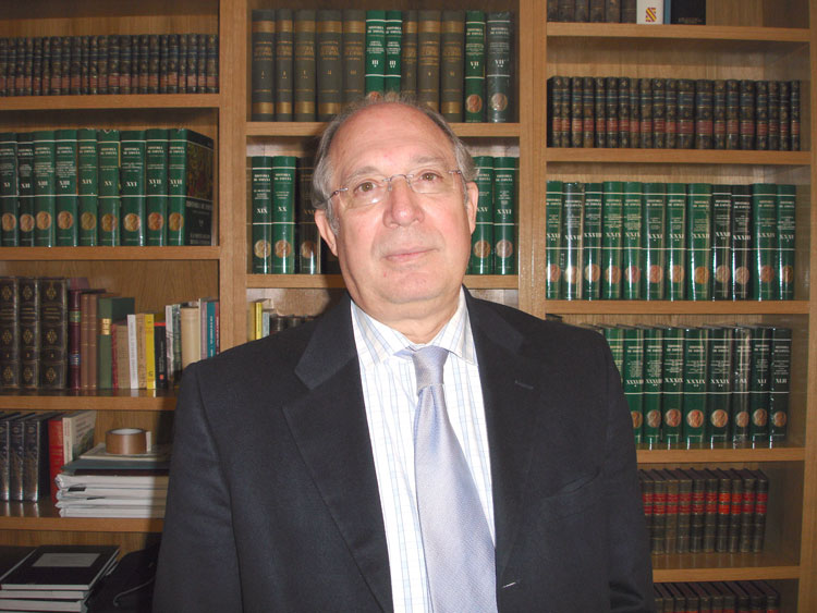 Interiview with Ernesto Jiménez Astorga